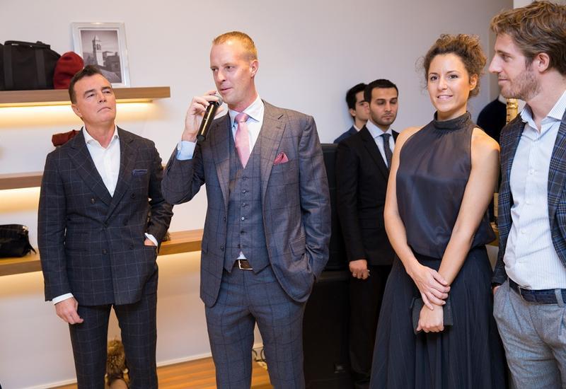 """В Баку открылся бутик известного итальянского бренда Brunello Cucinelli <span class=""""color_red"""">- ФОТО</span>"""
