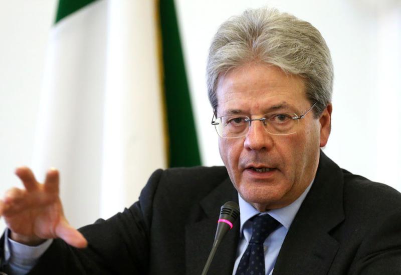 Глава МИД Италии едет в Азербайджан