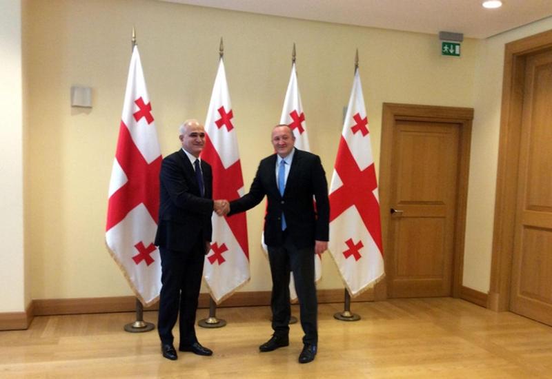 """Министр: Азербайджан инвестировал в экономику Грузии почти $3,5 млрд <span class=""""color_red"""">- ФОТО</span>"""