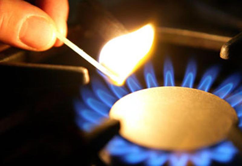 Завтра в трех районах Баку будет ограничена подача газа