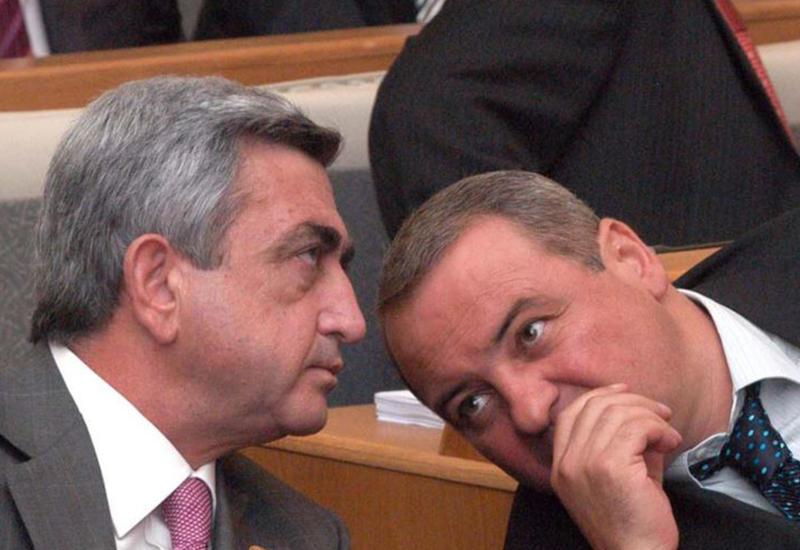 Саргсян снова обманул и народ, и нового премьера