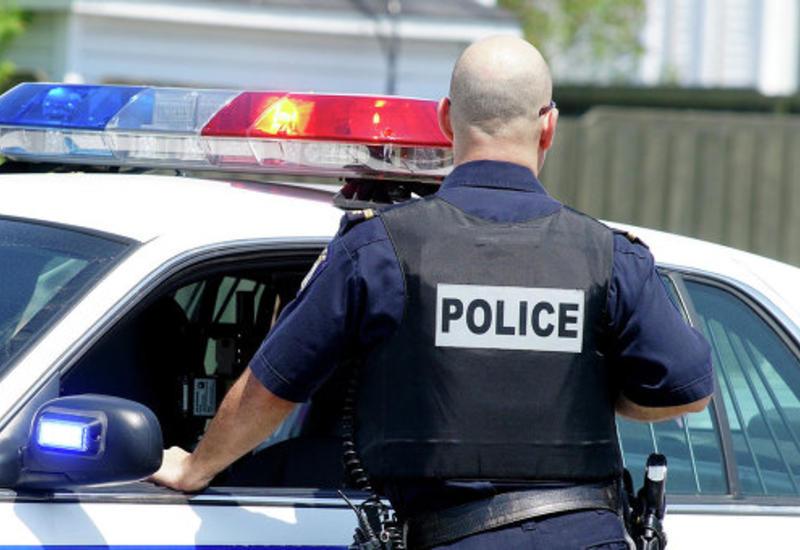Стрельба у школы в США, есть убитый
