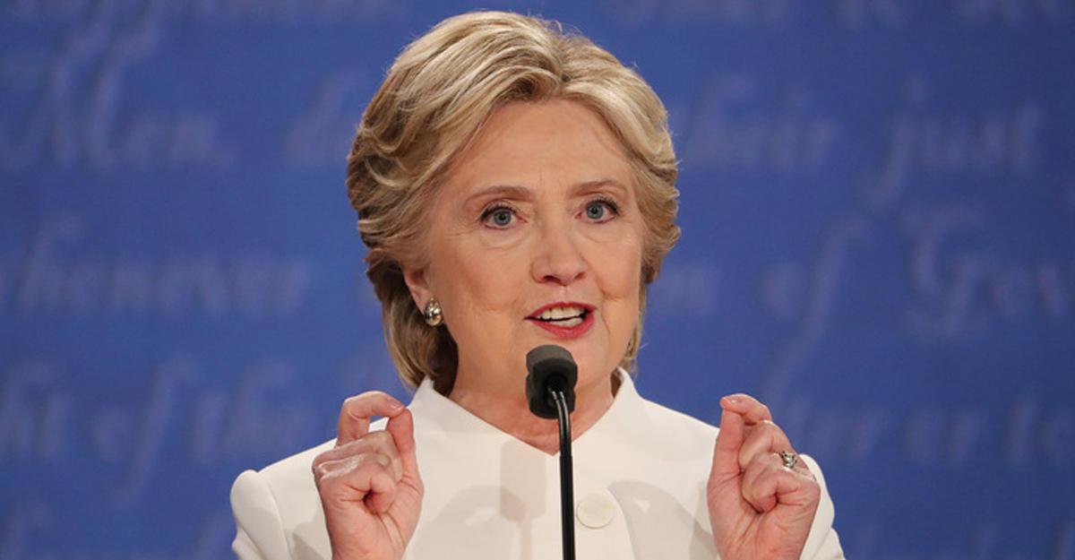 Клинтон обвинила всвоем поражении директора ФБР Джеймса Коми