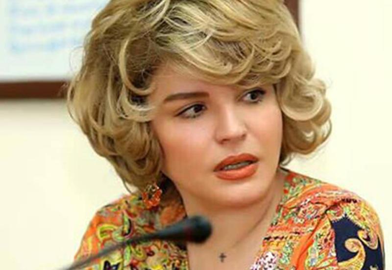 Гламурная жена Сейрана Оганяна занялась политикой