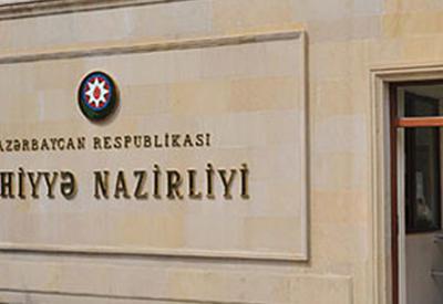 Минздрав о состоянии пострадавших в тяжелом ДТП на трассе Баку-Сумгайыт