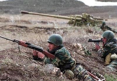 """На линии фронта захвачен армянский диверсант, противник понес потери <span class=""""color_red"""">- ДАННЫЕ МИНОБОРОНЫ АЗЕРБАЙДЖАНА</span>"""