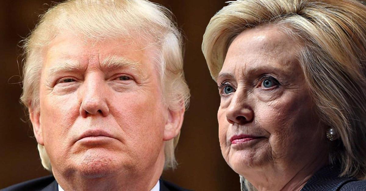 Трамп начал опережать Клинтон, показал опрос СМИ