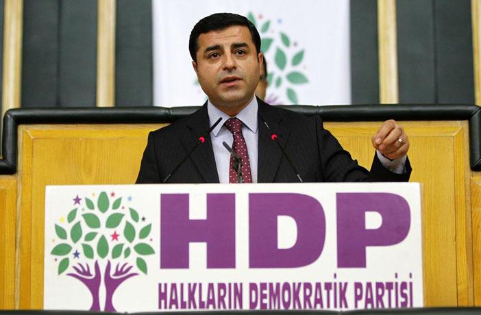 ВТурции задержаны сопредседатели крупнейшей оппозиционной партии