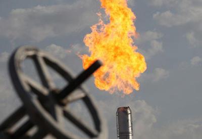 Израиль впервые начал экспортировать газ
