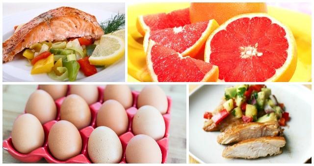 яичной день на 4 диете