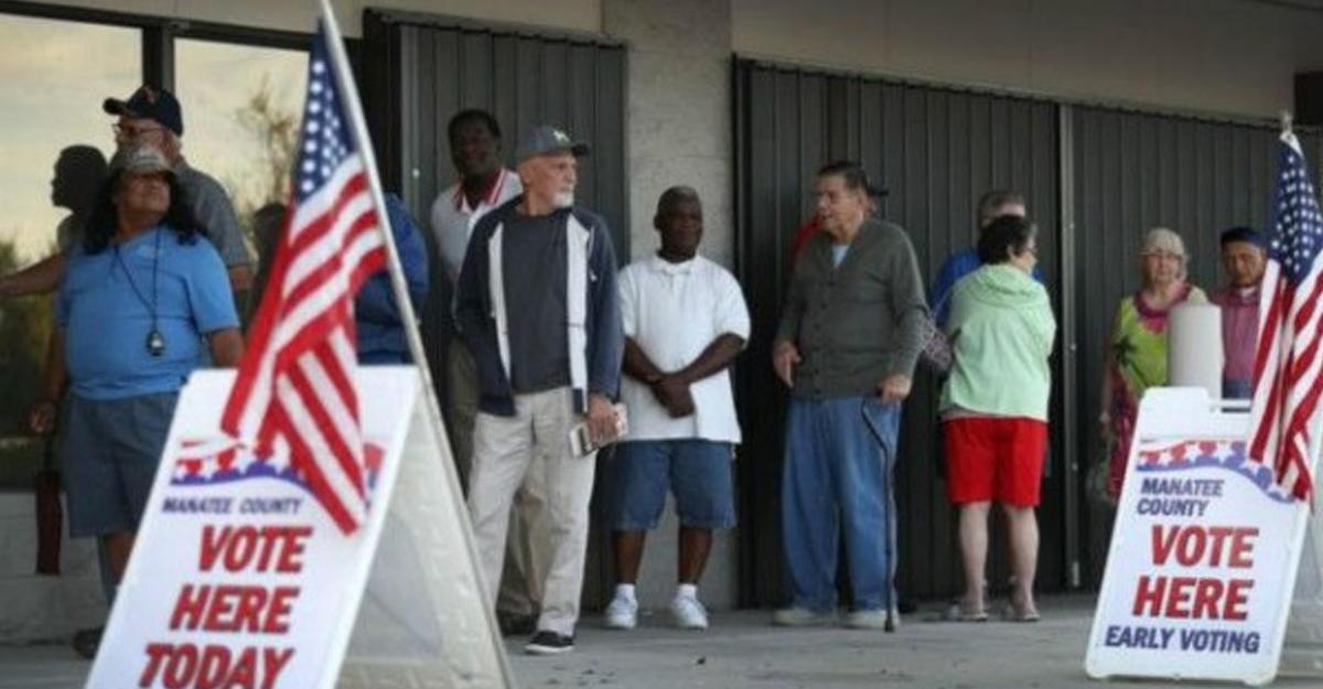 Открылись участки навосточном побережье— Америка голосует