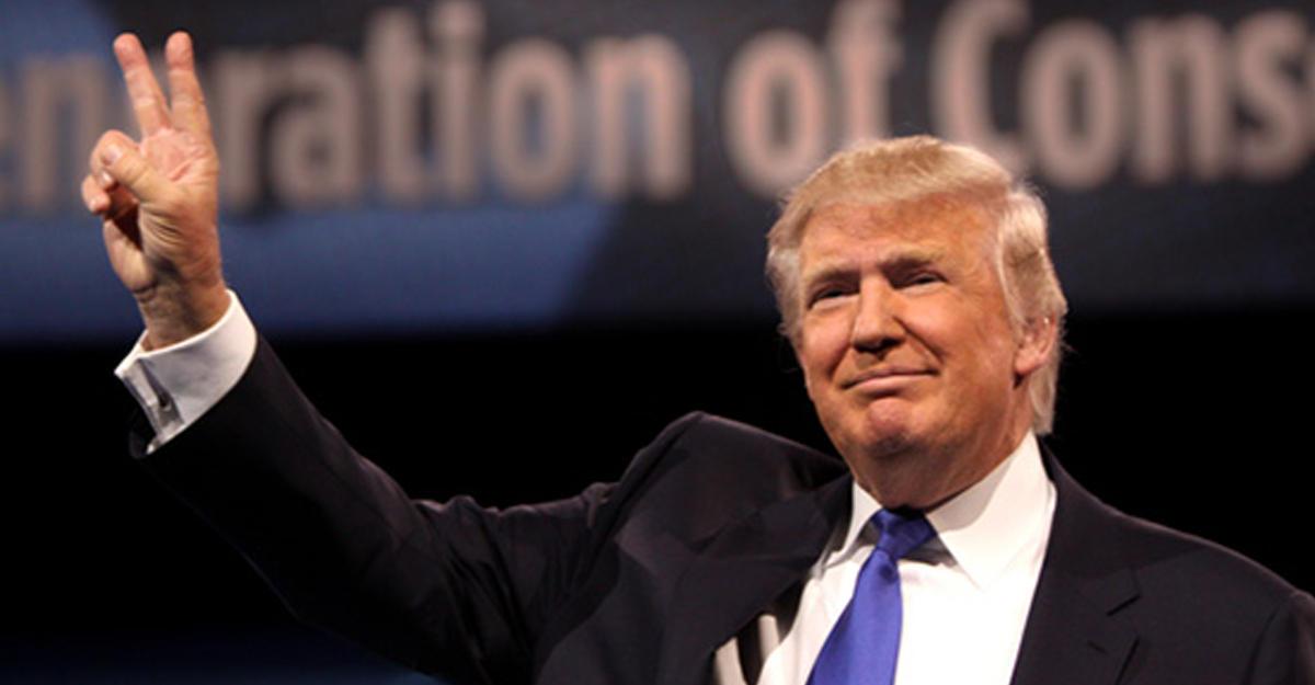 Дональд Трамп победил навыборах президента США