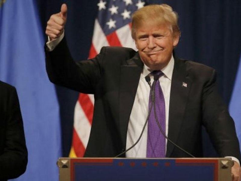 Трамп выиграл выборы вАляске иприблизился китоговой победе