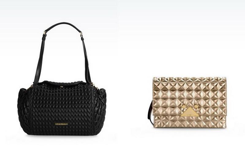 Модные сумки весна-лето 2016: Prada, Armani, Gucci, Dolche