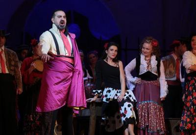 "Цвет страсти: роскошная ""Кармен"" на сцене Театра оперы и балета <span class=""color_red""> - ФОТО</span>"