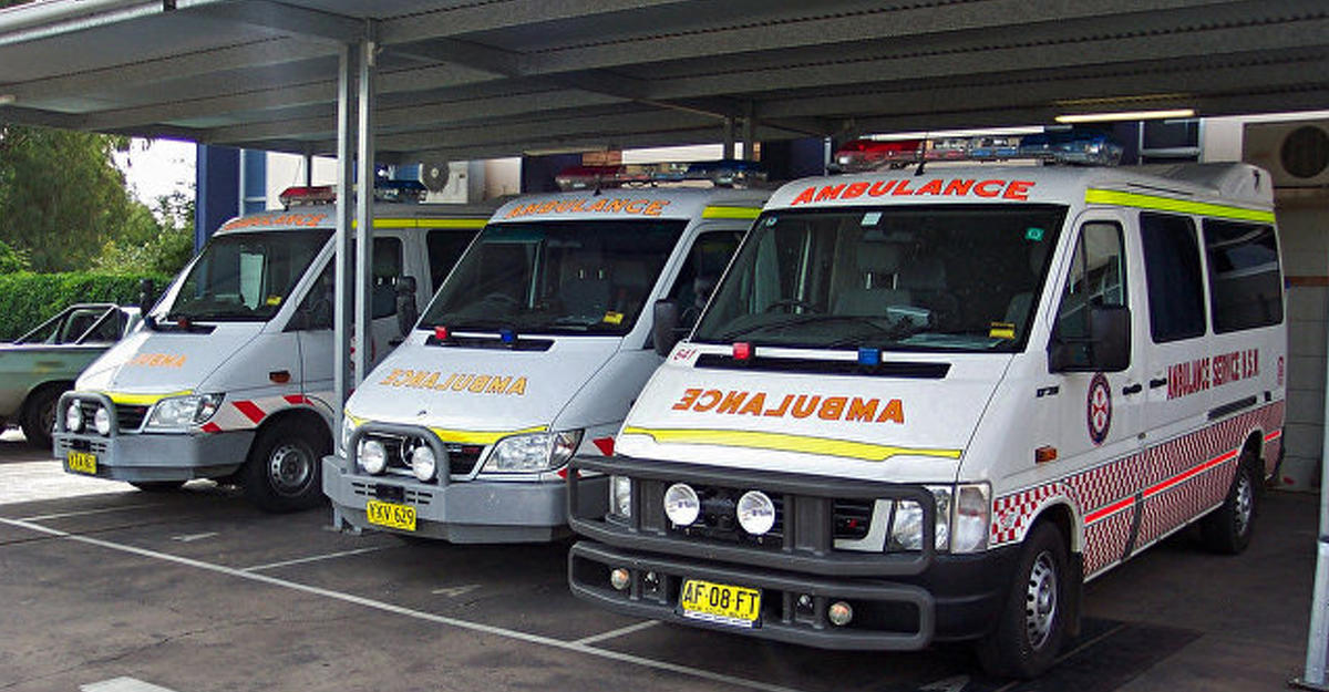 ВМельбурне в итоге пожара вбанке пострадали около 30 человек