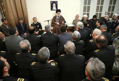 В командовании иранской армии произведены перестановки