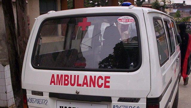 ВИндии произошла железнодорожная авария: множество погибших ираненых