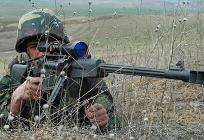 Армянская провокация на фронте: погиб азербайджанский военнослужащий