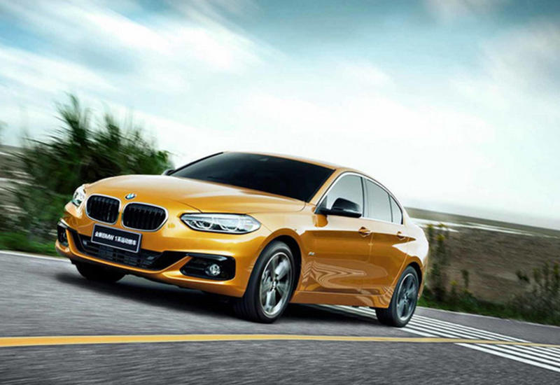 "BMW представила свой самый компактный седан <span class=""color_red"">- ФОТО</span>"