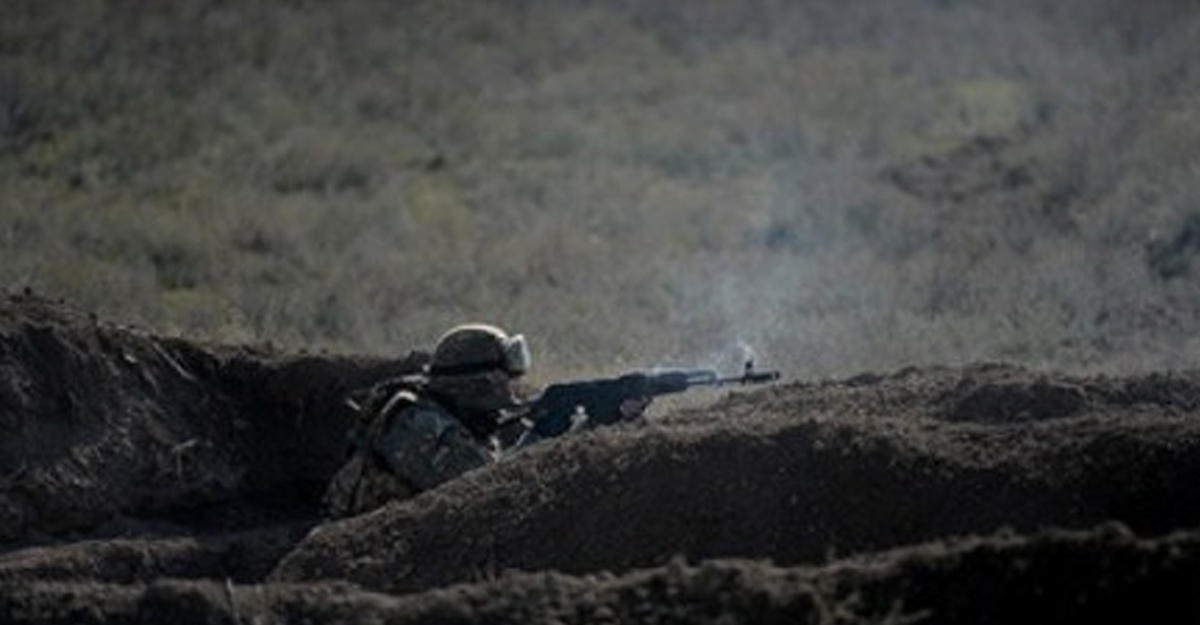 ВСАзербайджана произвели поармянским позициям около 150 выстрелов— Минобороны НКР