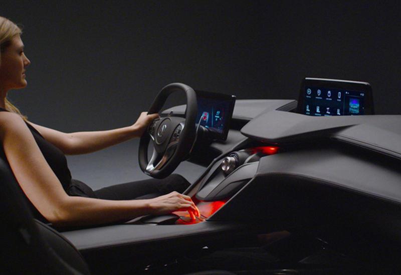 """Acura показала в Лос-Анджелесе автомобильный интерьер будущего <span class=""""color_red"""">- ФОТО</span>"""