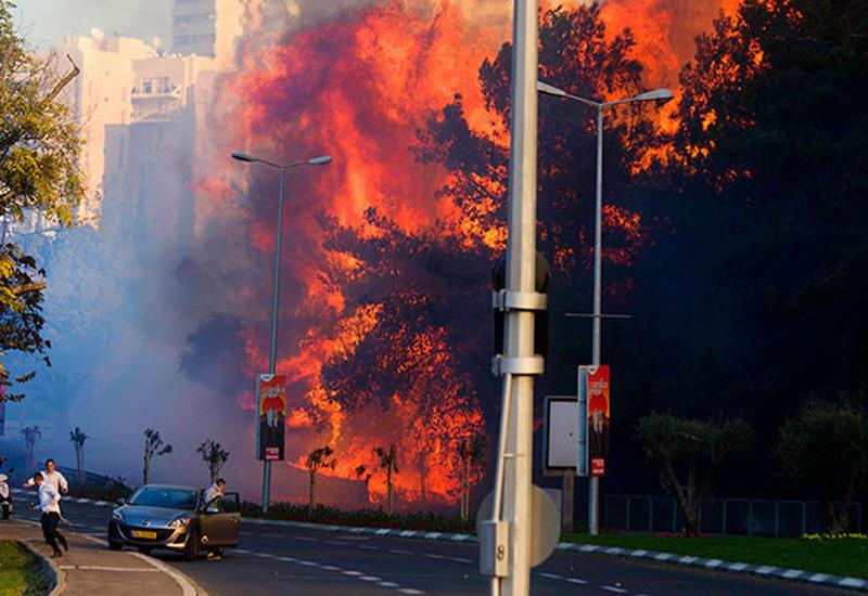 """Израиль в огне: ужасающие пожары пожирают все вокруг <span class=""""color_red"""">- ФОТО</span>"""