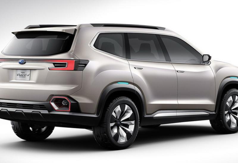 "Subaru представила предвестника новой Tribeca <span class=""color_red"">- ФОТО</span>"
