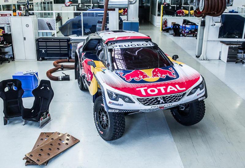 """Peugeot показал раскраску своего дакаровского внедорожника <span class=""""color_red"""">- ФОТО</span>"""