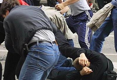 На известном рынке Баку произошла массовая драка