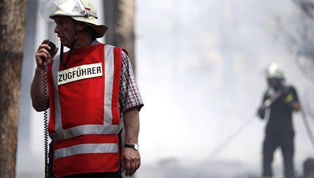 ВГермании подожгли сооружение, где должен пройти саммит ОБСЕ