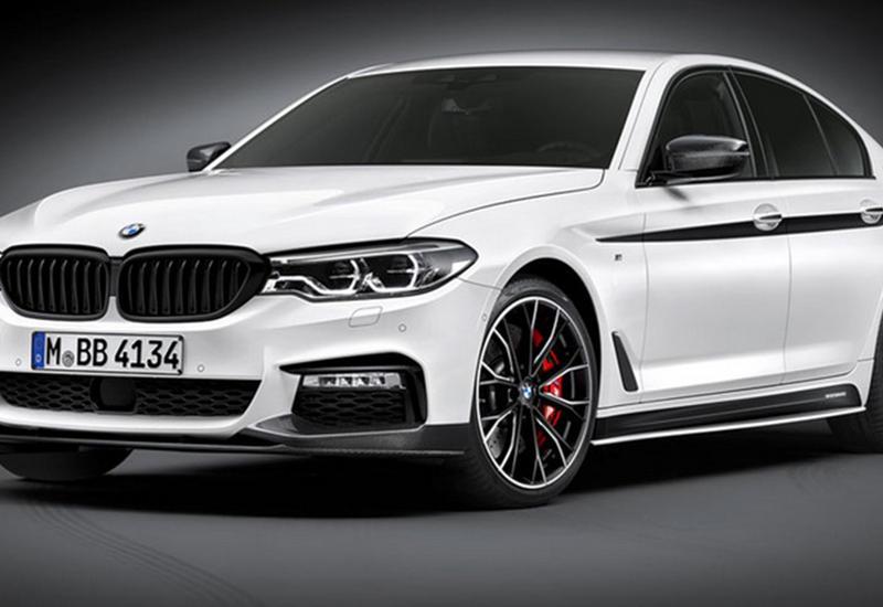 "Новая ""пятерка"" BMW получила линейку опций от M Performance <span class=""color_red"">- ФОТО</span>"