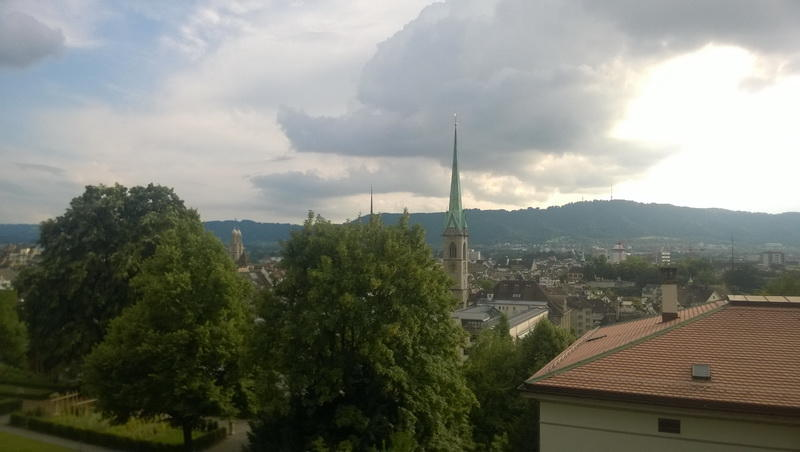 Очарование Швейцарии - Сказочный Цюрих