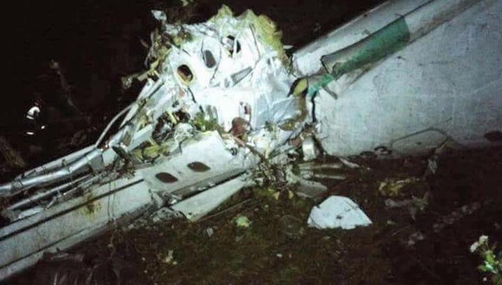 Сын экс-тренера ЦСКА был наборту разбившегося вКолумбии самолета