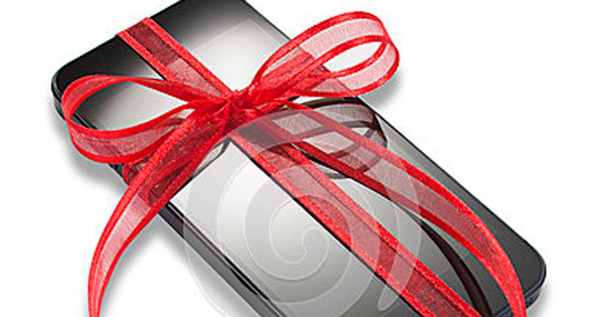 Специалисты: самым желанным подарком наНовый Год остается iPhone