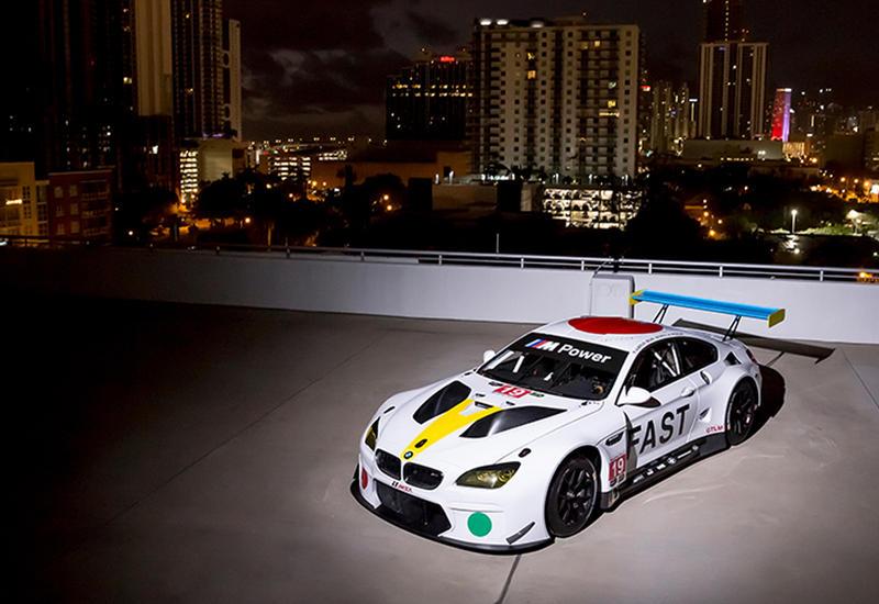 "Гоночный BMW M6 превратили в арт-кар <span class=""color_red"">- ВИДЕО</span>"