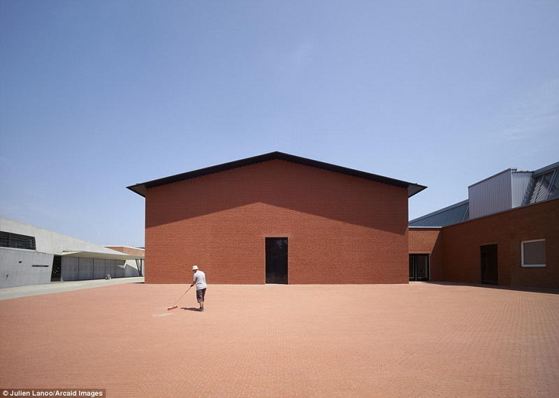 Музей в городе Вайль-ам-Райн