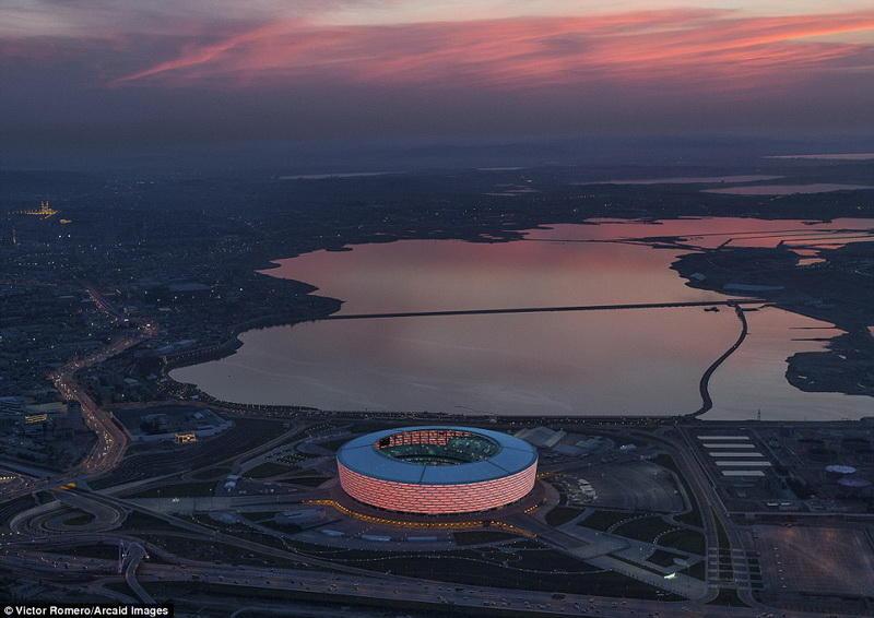 Бакинский олимпийский стадион