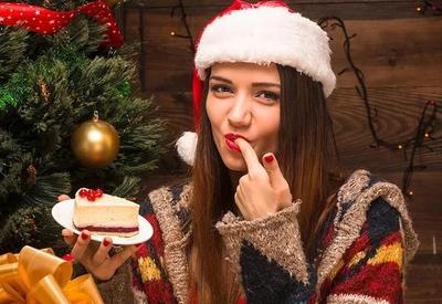 """Как не располнеть в новогодние праздники: соблюдайте эти правила <span class=""""color_red"""">- ФОТО</span>"""