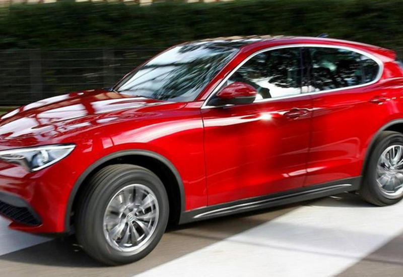 "Опубликованы снимки стандартной версии Alfa Romeo Stelvio <span class=""color_red"">- ФОТО</span>"