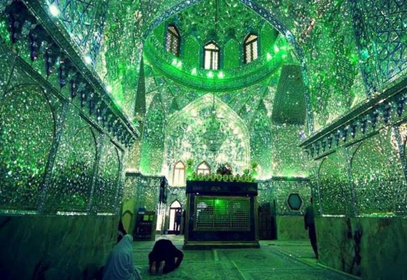 """Зеркальная мечеть в Иране - достопримечательность, которую нужно обязательно увидеть <span class=""""color_red"""">- ФОТО</span>"""