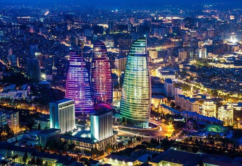 Баку вошел в пятерку самых популярных туристических городов мира