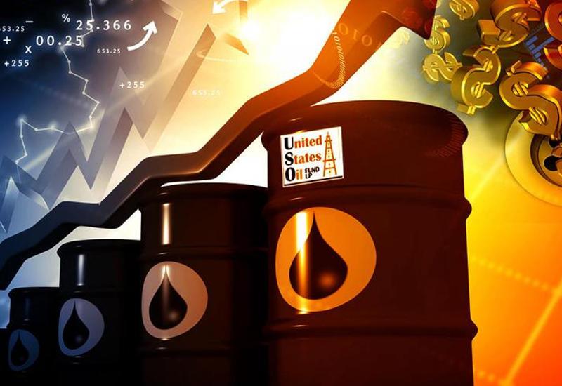 Цена на нефть превысила отметку в $55