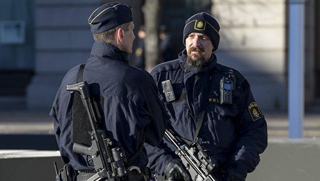 ВСтокгольме неизвестные устроили стрельбу виммигрантском районе