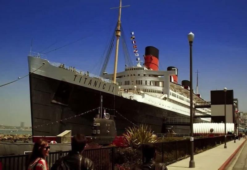 """В Китае строят реплику """"Титаника"""""""