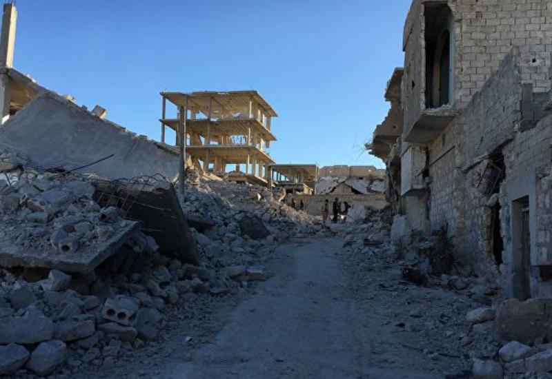 Сирийские военные освободили квартал на юго-востоке Алеппо