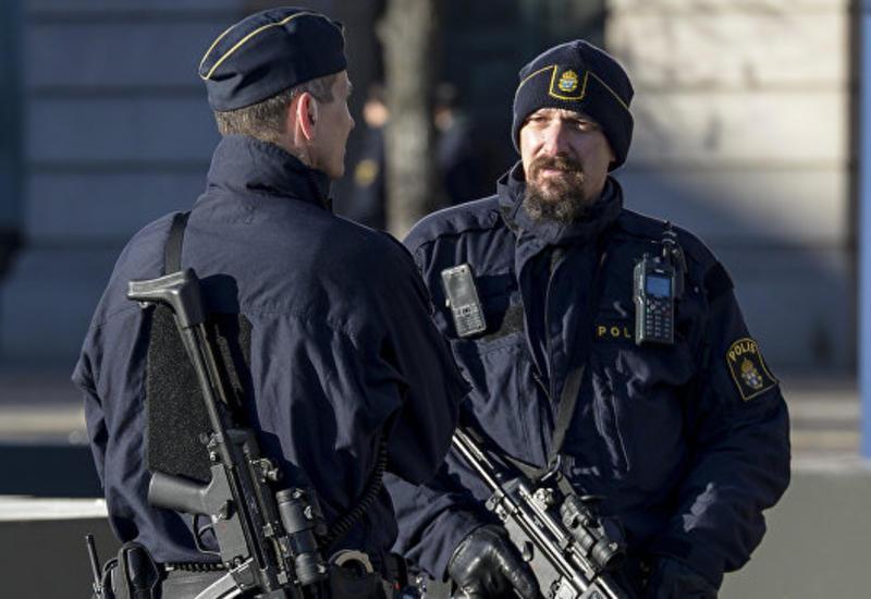 В Стокгольме неизвестные устроили стрельбу в иммигрантском районе