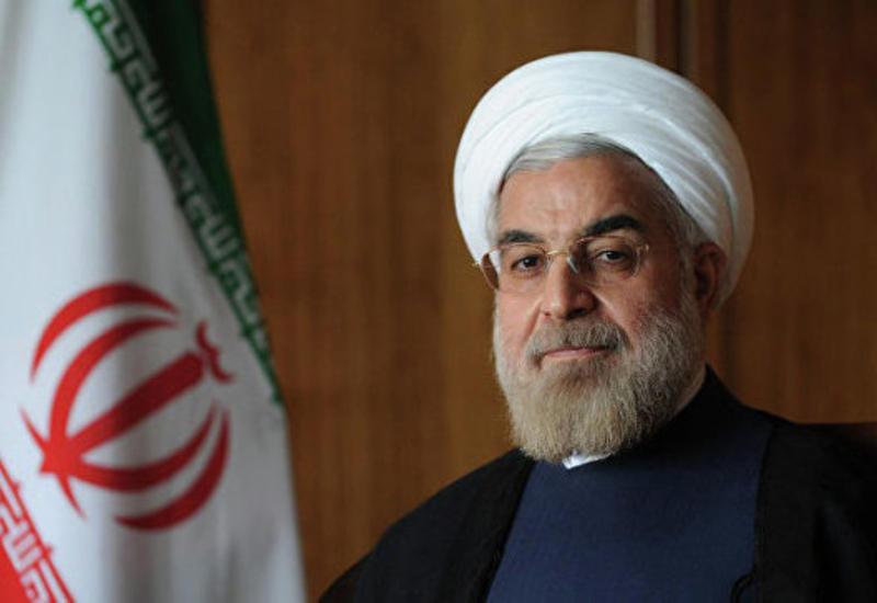 Роухани: Иран и Россия продолжают сотрудничество по борьбе с терроризмом