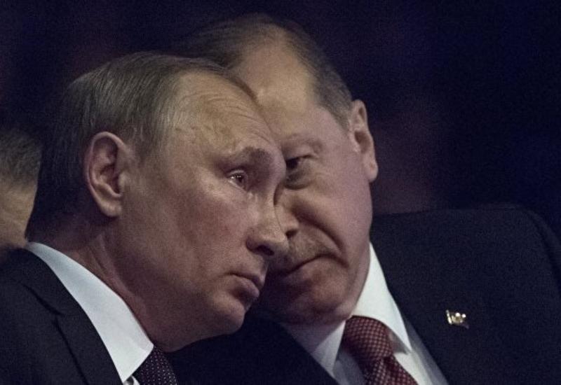 Эрдоган предложил Путину перейти на расчеты в национальных валютах