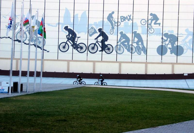 Организовано соревнование по велогонке среди студентов Университета АДА